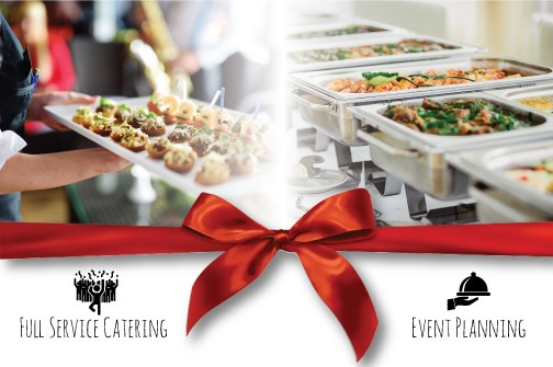Save on Holiday Season Catering!