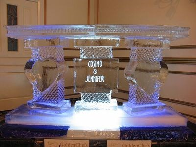 Book Your Ice Carving in Advance & Save 15%