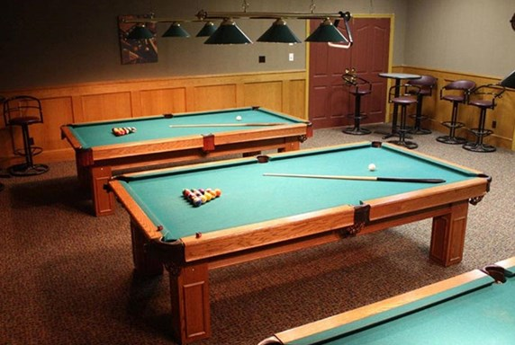 1 Hour of Free Billiards
