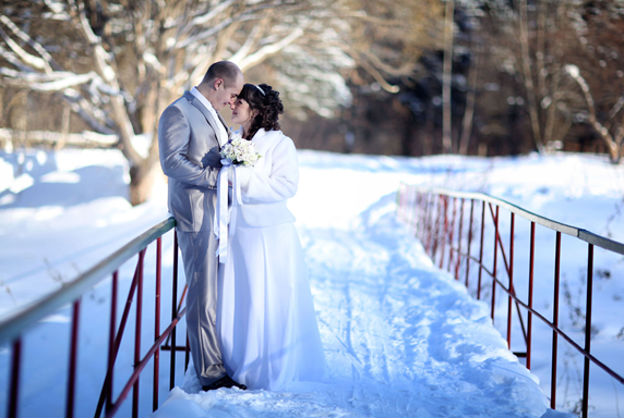 Winter Wedding & Non-Saturday Wedding Date Special!