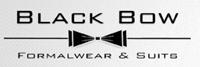 Black Bow Formal Wear