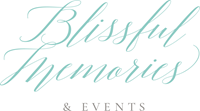 Blissful Memories & Events