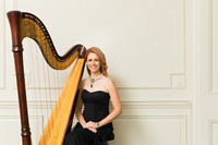 Chantal Dube Harpist