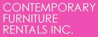 Contemporary Furniture Rentals