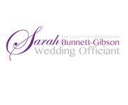 Sarah Bunnett-Gibson Wedding Officiant