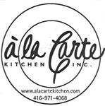 a la Carte Kitchen