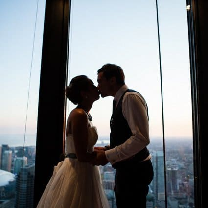 Thumbnail for A Love Story High Above The City at TD Bank Tower