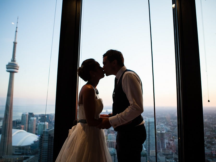 Hero image for A Love Story High Above The City at TD Bank Tower