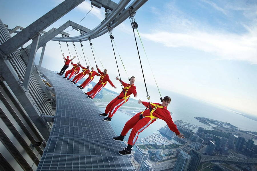 top venues for team building in toronto, 1