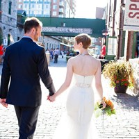 Fun and Whimsical Wedding at The Distillery