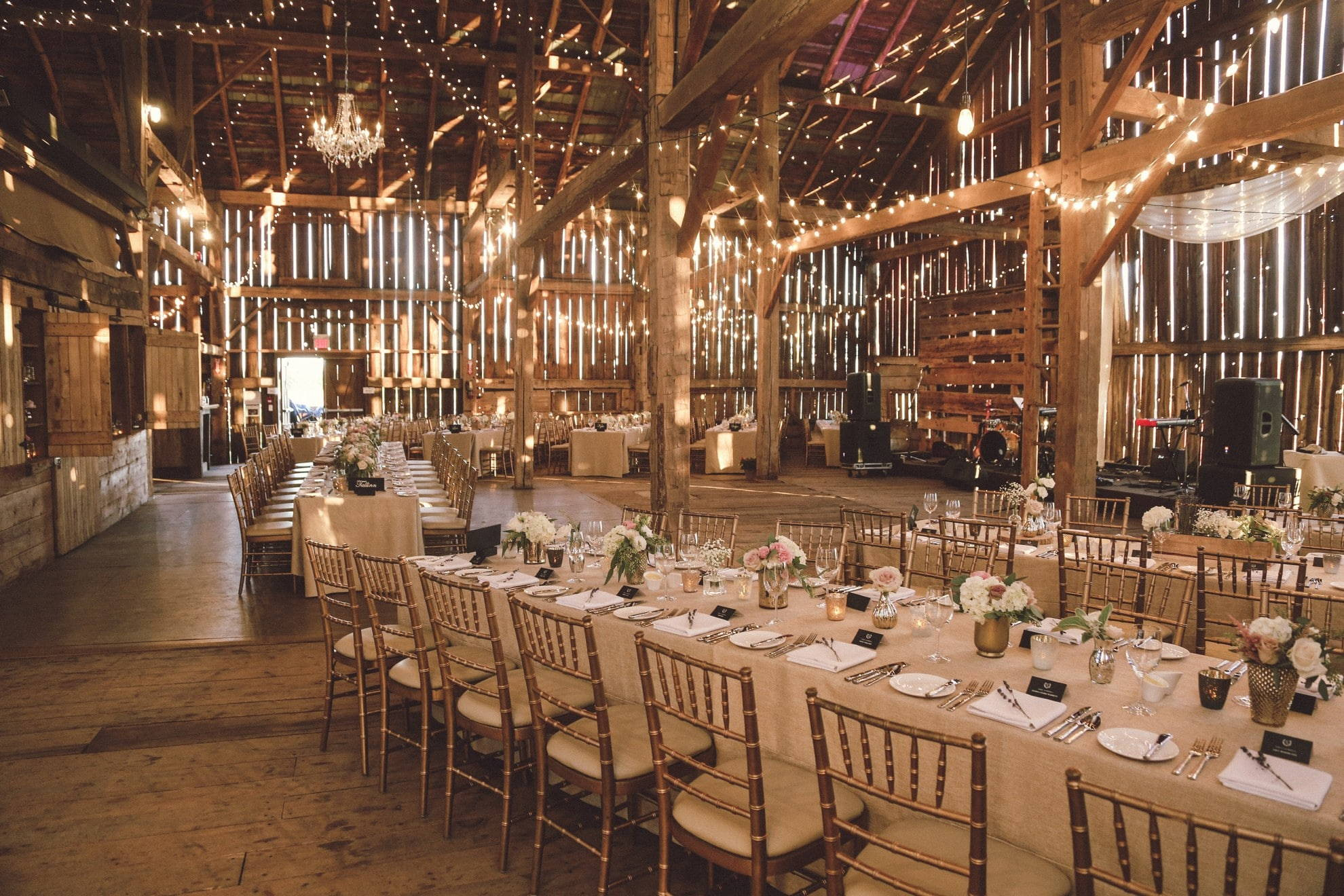 Top Venues For A Toronto Barn Wedding