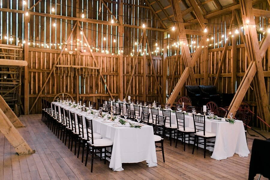 top venues for a toronto barn wedding, 18