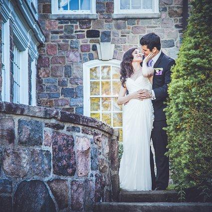 Thumbnail for An Elegant Wedding at Estates of Sunnybrook
