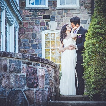 An Elegant Wedding at Estates of Sunnybrook