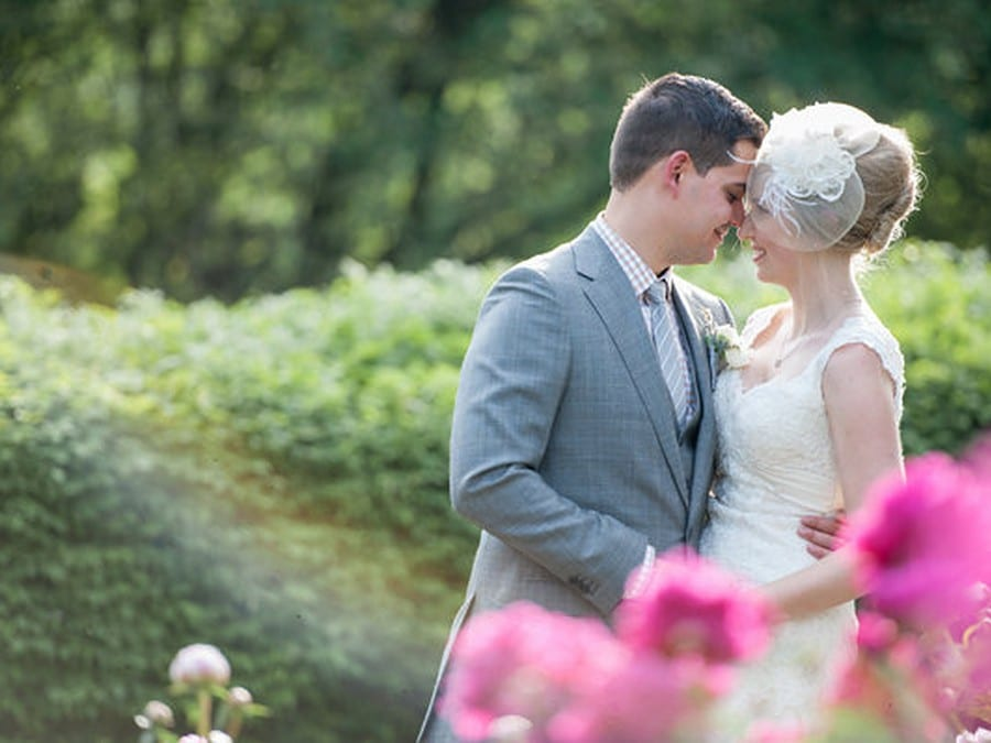 Hero image for A Gorgeous Wedding at The Miller Lash House