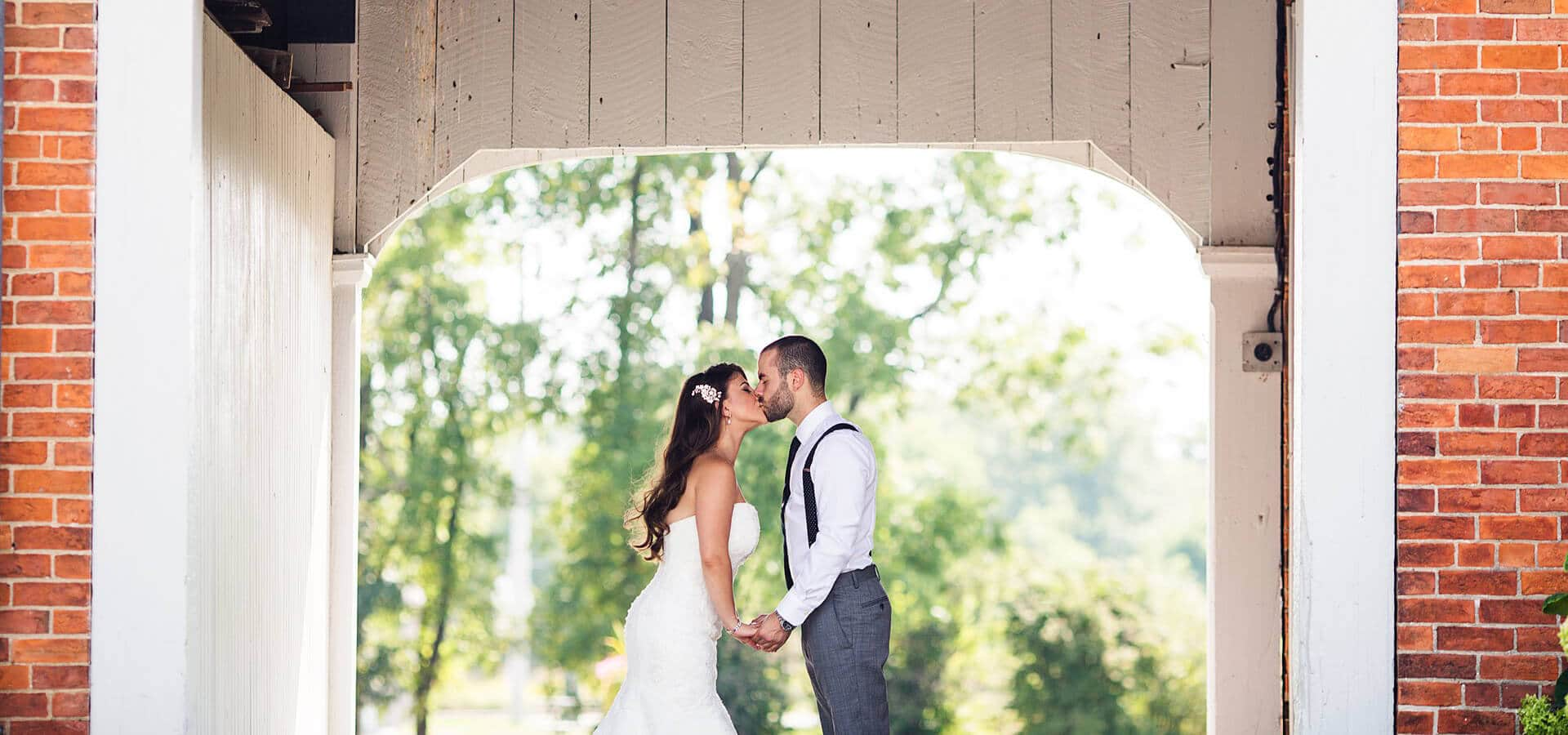 Hero image for A Romantic Wedding at Ruthven Park!