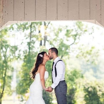 A Romantic Wedding at Ruthven Park!