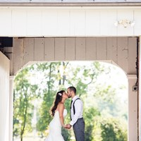 A Romantic Wedding at Ruthven Park!