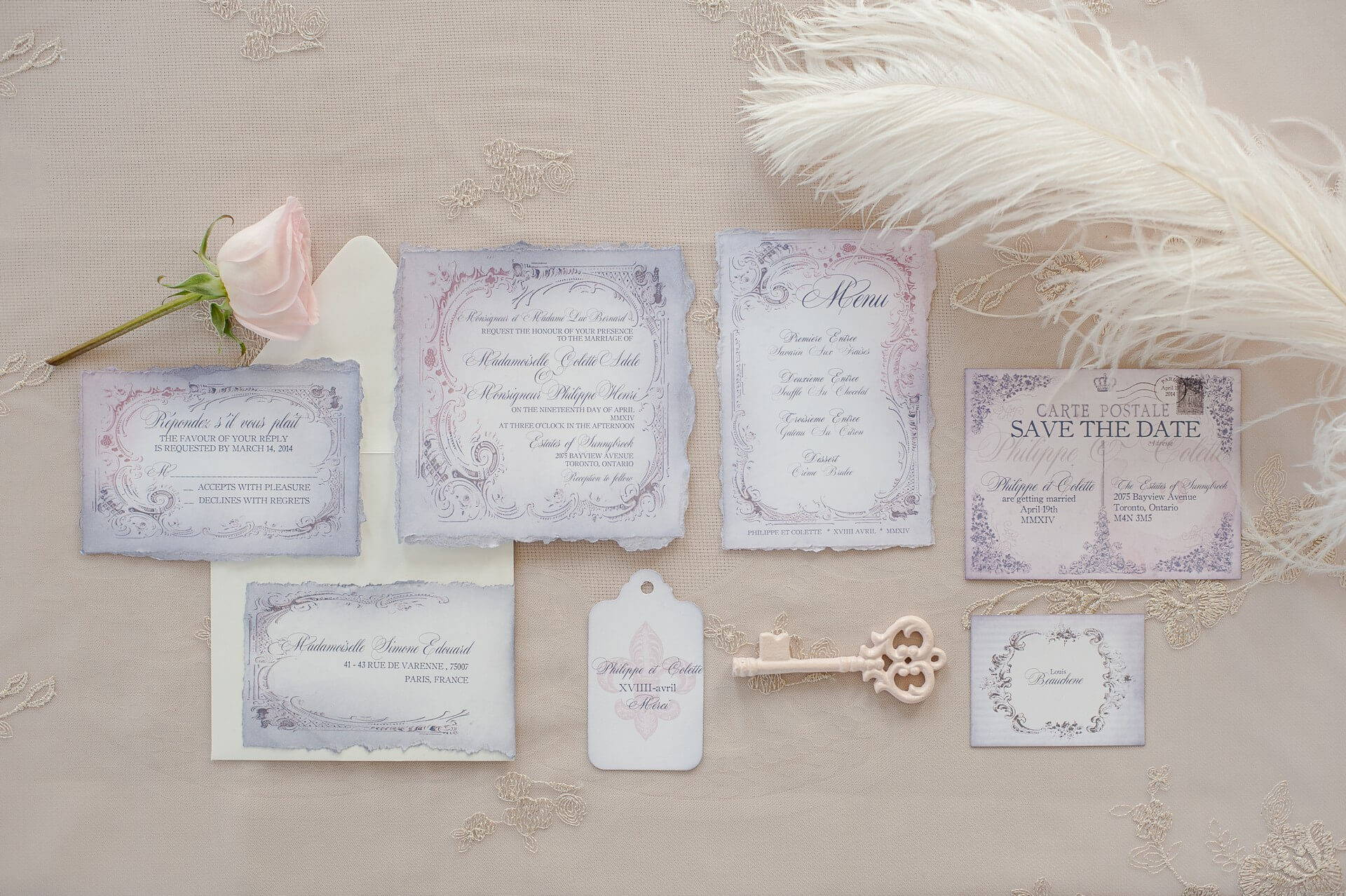 Hero image for Everything you need to know about Wedding Invitations & Stationery From 8 of Toronto's Top Designers