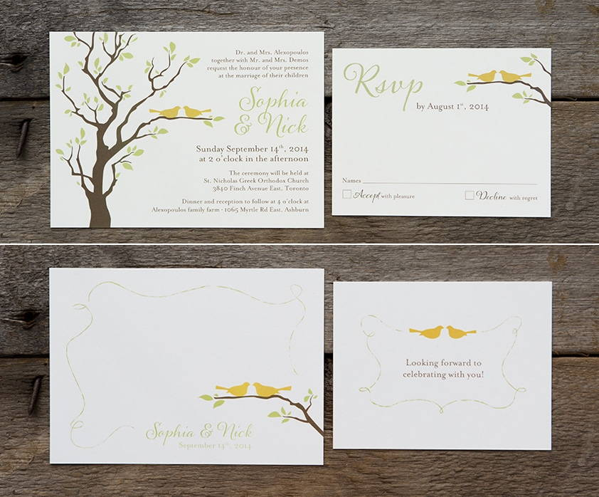 All There is To Know About Wedding Invitations & Stationery