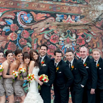 Thumbnail for Rustic, Modern and Elegant, Steam Whistle Wedding
