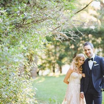 Nicole & Joey's Elegant Toronto Wedding at Graydon Hall Manor