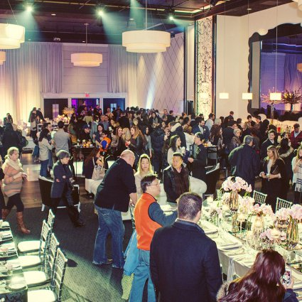 European Elegance featured in Open House at The Grand Luxe Event Boutique