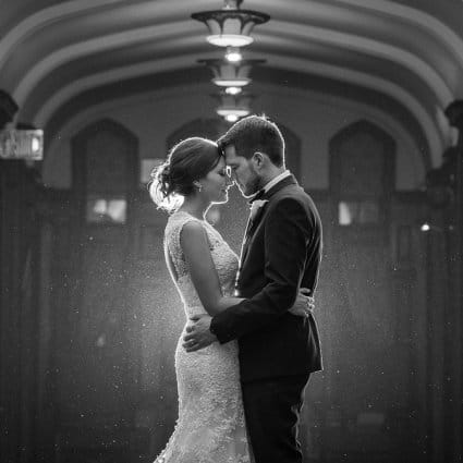 Thumbnail for Charlene & Conrad's Gorgeous Winter Wedding at Casa Loma