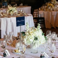 Charlene & Conrad's Gorgeous Winter Wedding at Casa Loma