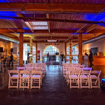 Wedding Open House at Twist Gallery