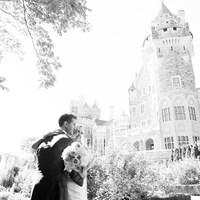 Julia & Eric Wedding at Toronto's Casa Loma