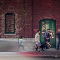 Melissa & John's Gorgeous Engagement Session At The Distillery