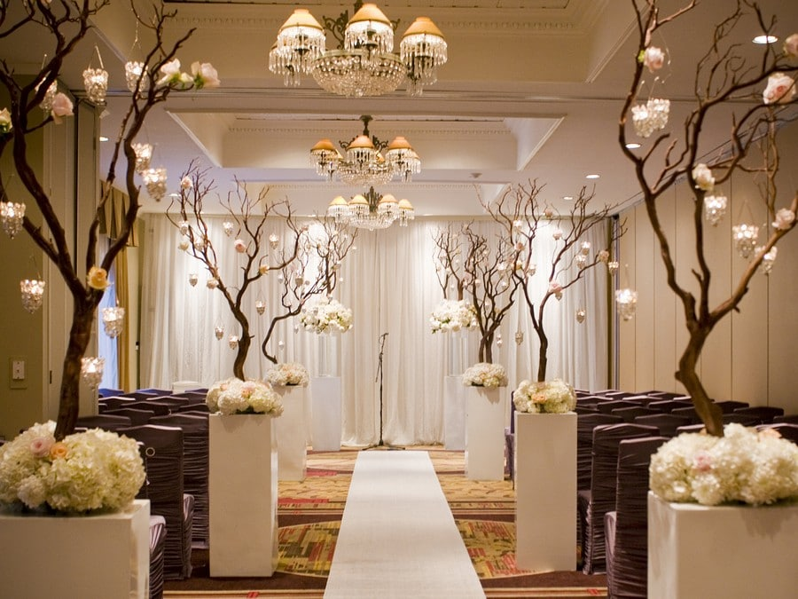 Gorgeous Torontogta Venues For Your Winter Wedding