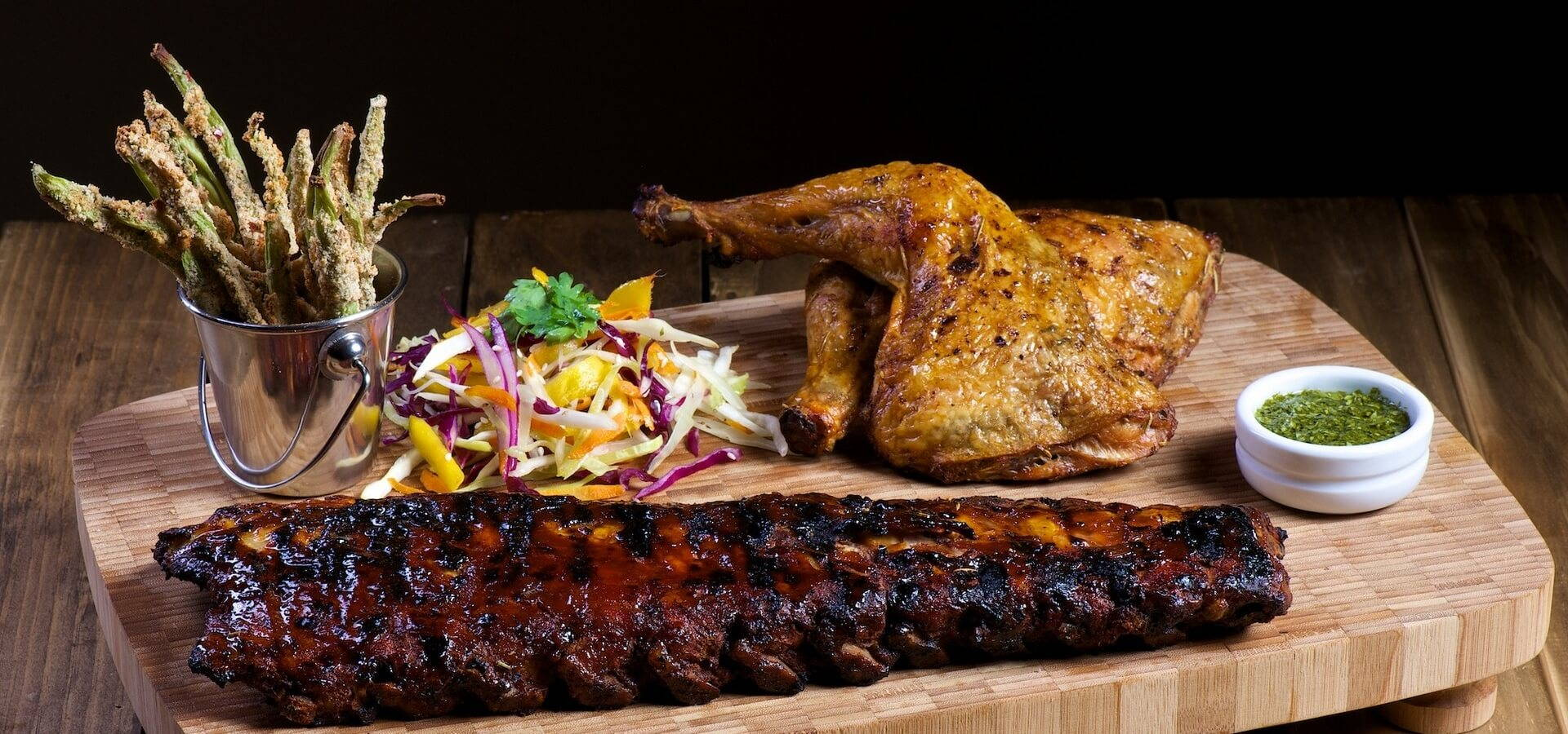 Hero image for Delicious Food Trend Predictions From 11 of Toronto's Top Caterers!