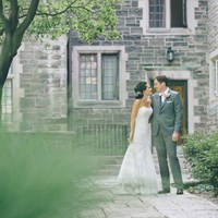 Danielle and Allen's Beautiful Brickworks Wedding