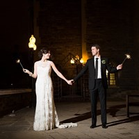 Meaghan & Adam's Winter Wedding At Hart House