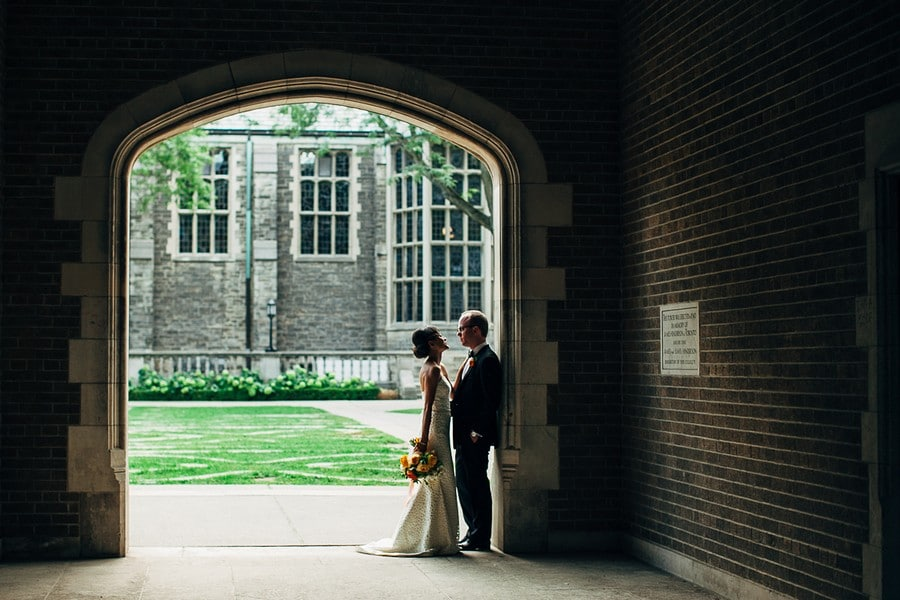 Hero image for Katherine & Andrew's Wedding At The Royal Conservatory of Music
