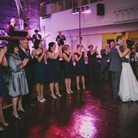 Rachel & Mike's Wedding at Berkeley Church