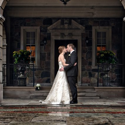 Thumbnail for Cheyne & Greg Intimate Wedding At Graydon Hall
