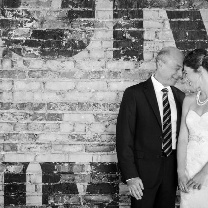 Thumbnail for Bailey & Michael's Market-Style Wedding At The Burroughes
