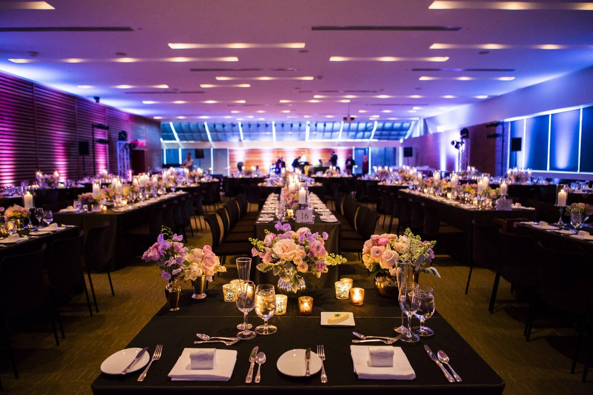 Stunning wedding at toronto 39 s bram and bluma appel salon for Wedding salon