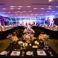Stunning Wedding at Toronto's Bram and Bluma Appel Salon