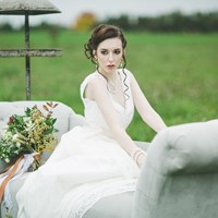 A Vintage Style Shoot Photographed by Lucas & Tay Photography