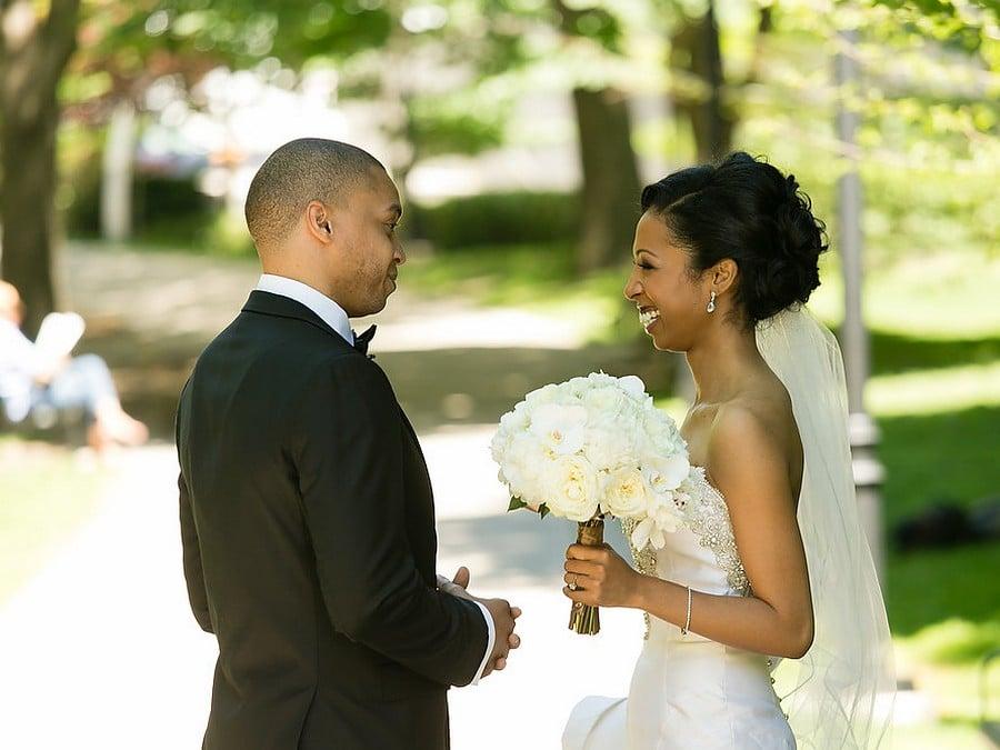 Keisha and Patrick's Wedding