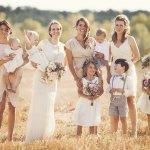 Thumbnail for Rebecca & Ryan's Rustic DIY Wedding at South Pond Farm