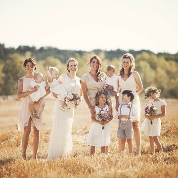 Rebecca & Ryan's Rustic DIY Wedding at South Pond Farm