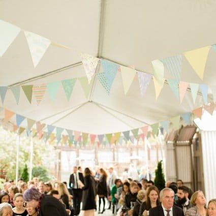 Thumbnail for Abby & Cole's Creative DIY Wedding at Berkeley Fieldhouse