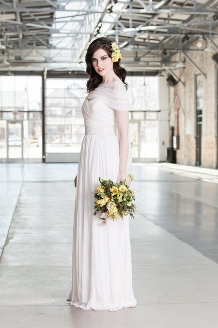 stylized bridal shoot artscape wychwood barns, 11
