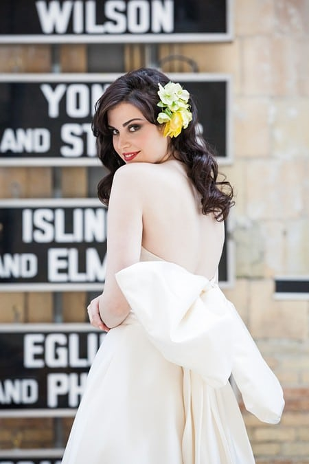 stylized bridal shoot artscape wychwood barns, 13