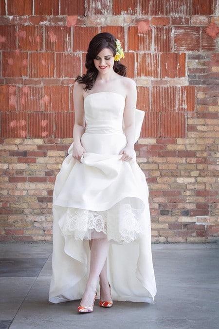 stylized bridal shoot artscape wychwood barns, 15